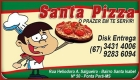 Pizzaria  Santa Pizza Delivery - Pizzarias - Ponta Porã - MS