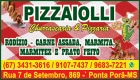 Pizzaria Pizzaiolli - Pizzarias - Ponta Porã - MS